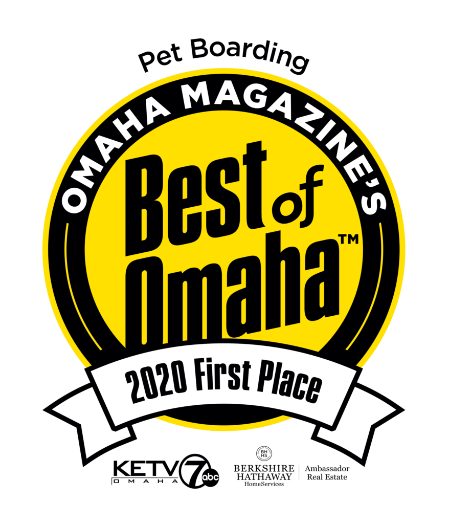 Best of Omaha First Place for Pet Boarding 2020